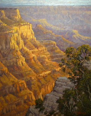Desert Landscapes - South Rim 20x16  $2500