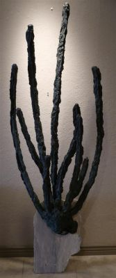 Sculptures - Stove Pipe Cactus 72x27  $ 5500