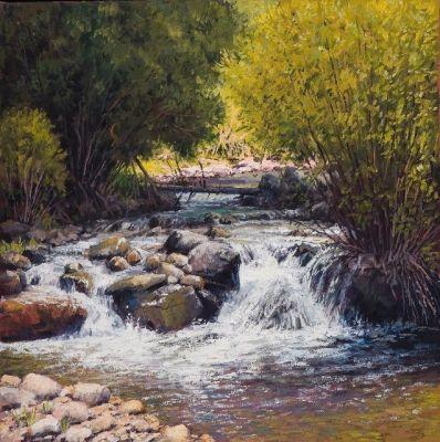 Western Landscapes - Indian Creek 30x30 $5500