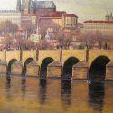 European Landscape - Prague, Charles Bridge40x30 (Sold)