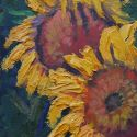 5x7 Paintings - my garden 5x7