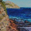5x7 Paintings - rivieracstudy 5x7